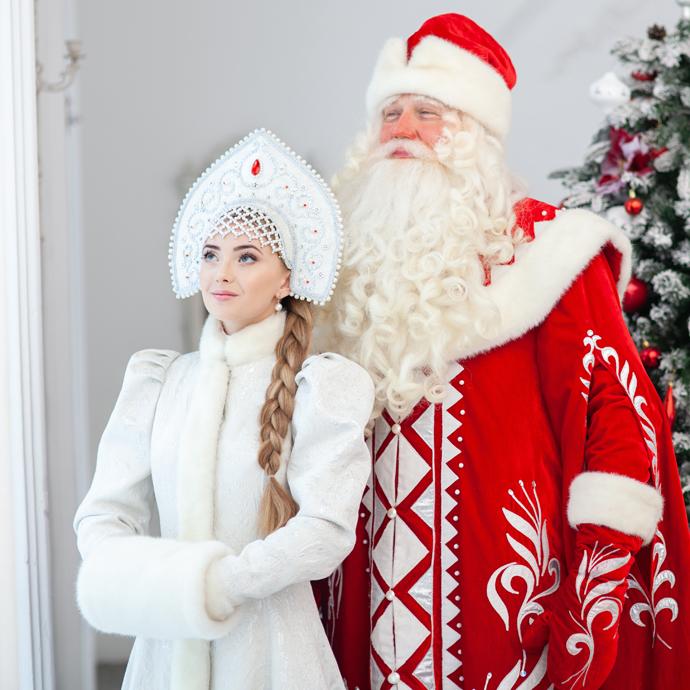 заказать Деда Мороза в Ярославле